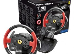 Kierownica T150 Ferrari Wheel Force Feedback PS3/PS4/PC